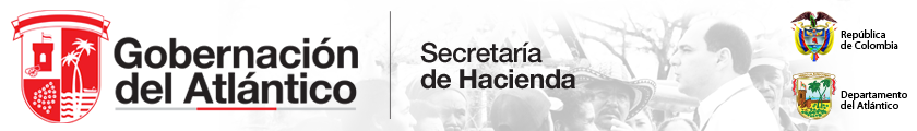 Atlantico - Hacienda